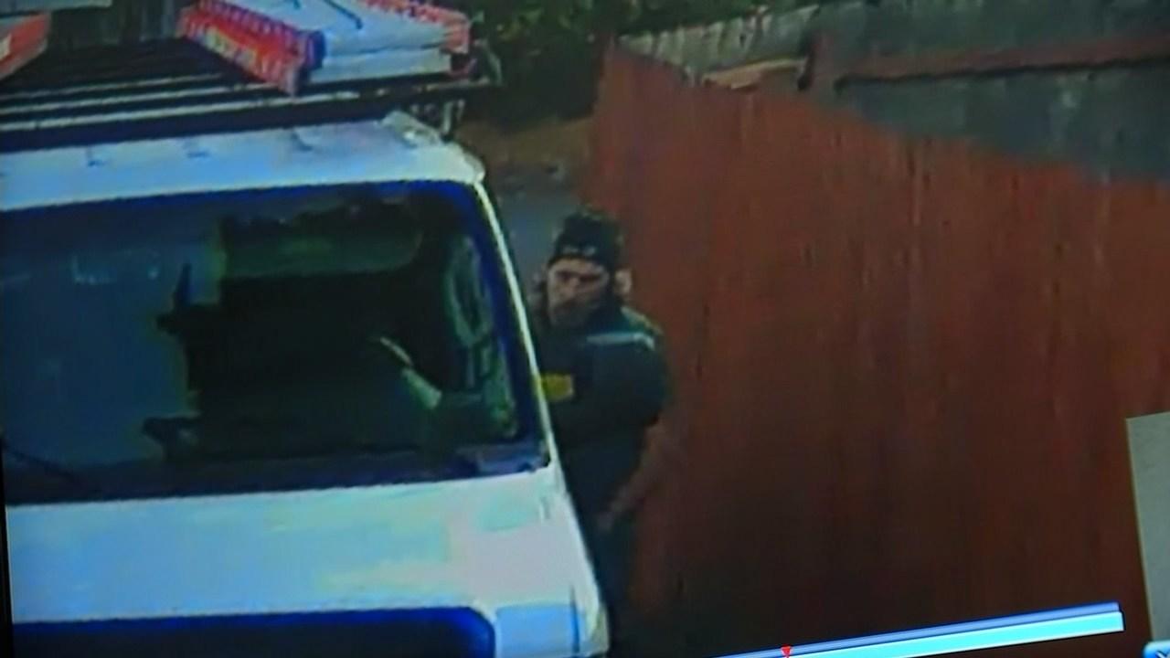 Surveillance image of Vancouver van prowler.