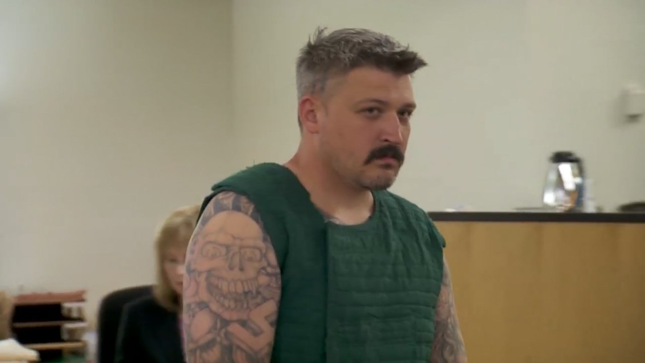 Brent Luyster in court in July 2016. (KPTV)
