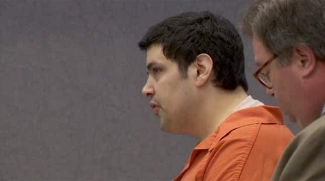 Kaliq Mansor in court in 2012. (KPTV file image)