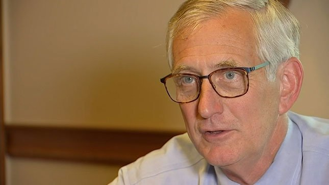 Portland Mayor Charlie Hales. (KPTV)