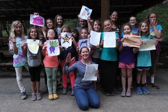 Courtesy: Girls Scouts of Oregon & SW Washington