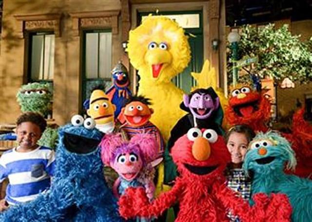 File photo (Source: Zach Hyman/Sesame Workshop via AP)