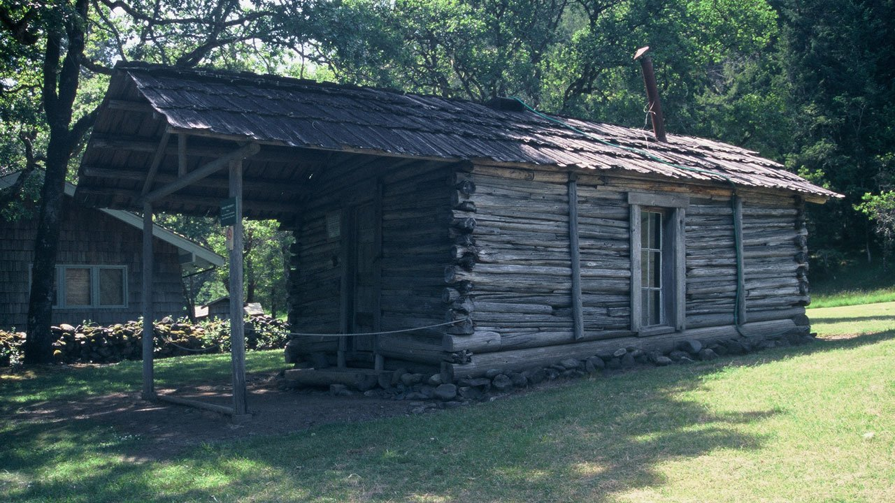 The historic Zane Grey Cabin at Winkle Bar has been officially designated for preservation under the National Register of Historic Places. (Bureau of Land Management)