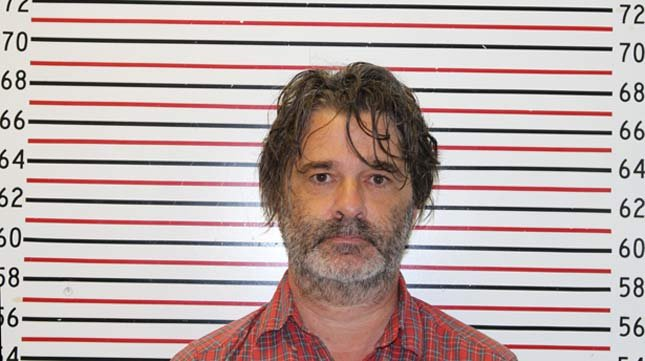 Matthew Todd Love, jail booking photo
