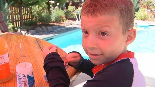 Hillsboro family helps son cope with rare disorder that always keeps him hungry
