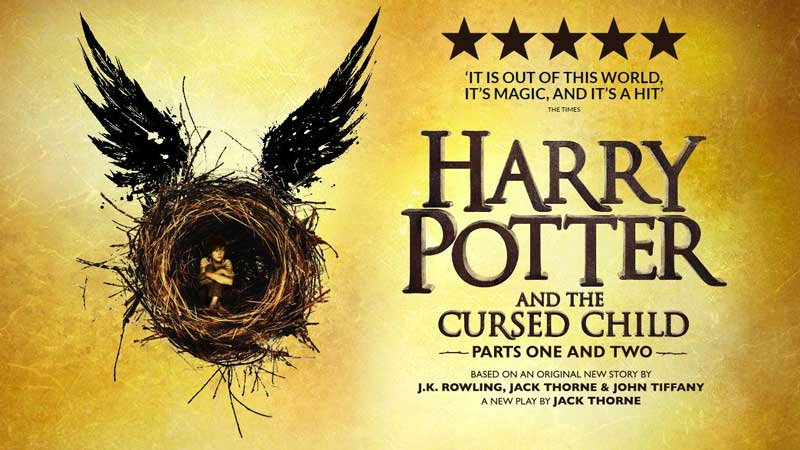 Screenshot from www.harrypottertheplay.com