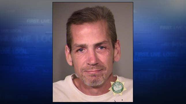 Renne Leonard Carter, jail booking photo