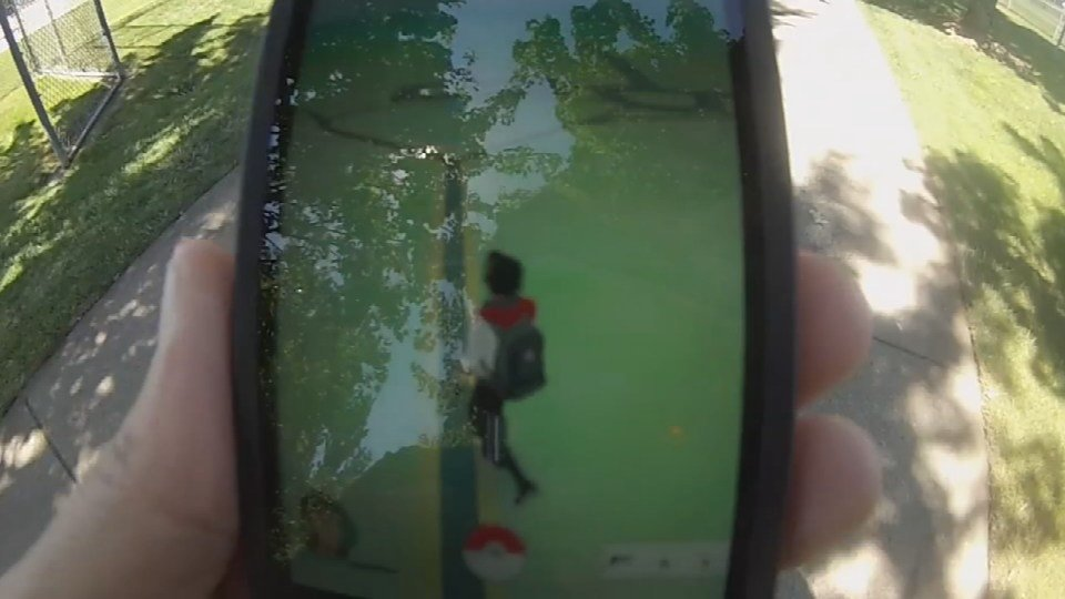 Walking around the Rose City it is easy to spot people playing Pokemon Go, though cybersecurity experts say there are still dangers to the game. (KPTV)