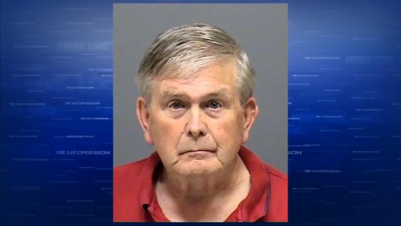 Gerald Miller, jail booking photo