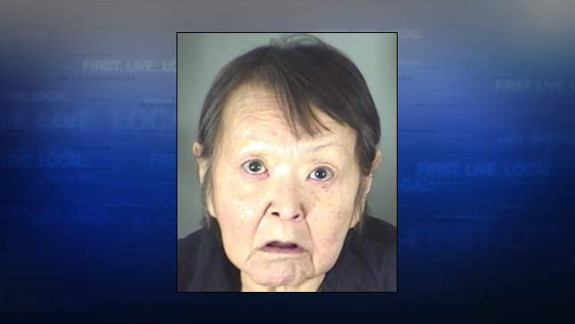 """Janet  """"Mary"""" Napoleon-Nunn (Photo released by Vancouver PD)"""