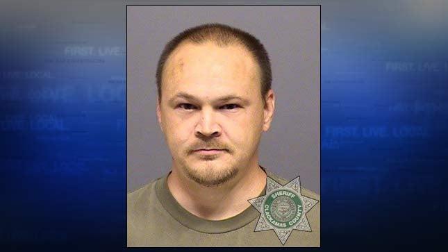 Sean Elder, jail booking photo