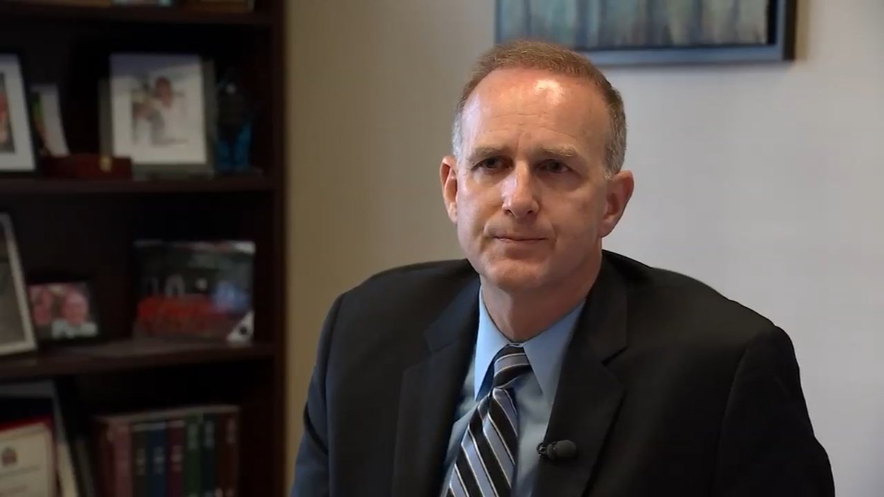 Multnomah County District Attorney Rod Underhill (KPTV)