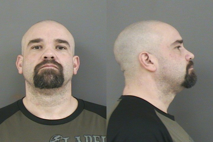 Gary Gene Deal booking photo (Linn Co. Jail)