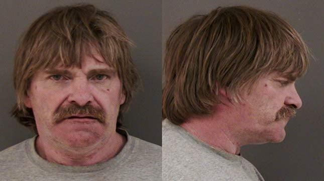 Randy Drake, jail booking photo