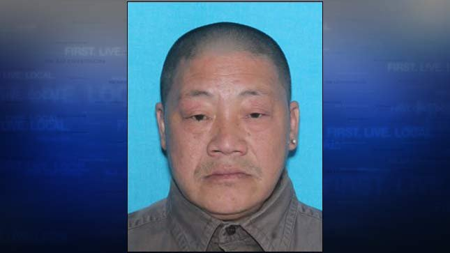 Sou Chiew Saechao (Photo released by Portland Police Bureau)
