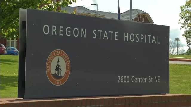 Oregon State Hospital (file)