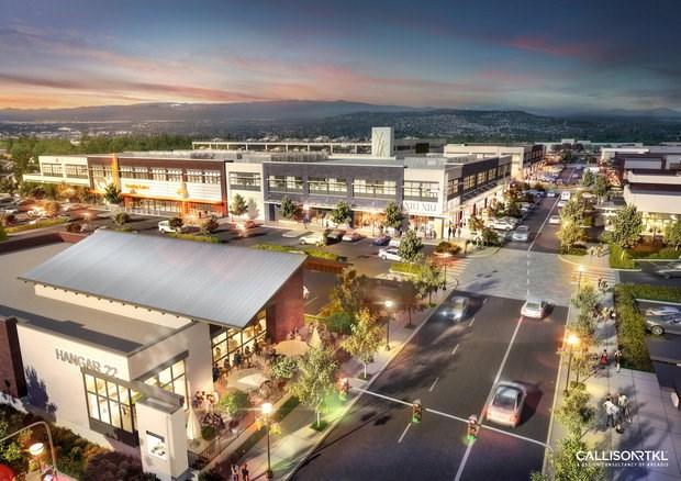 Cedar Hills Crossing expansion image. (KPTV)