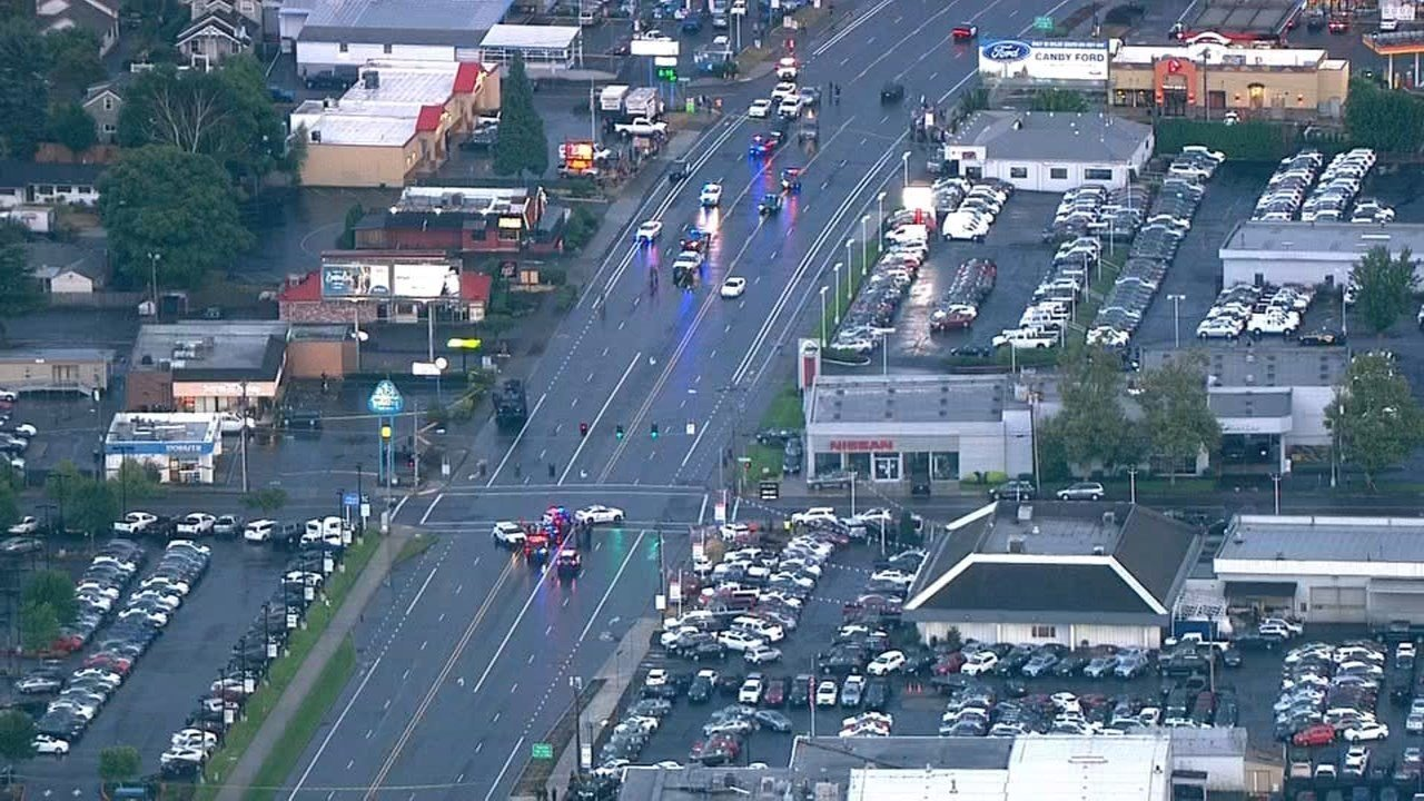 AIR 12 view of the scene