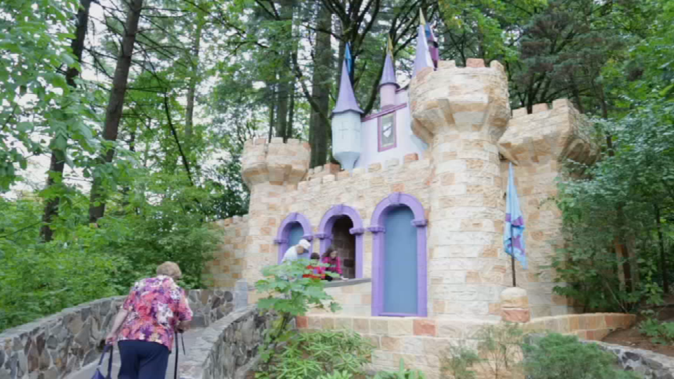 Oregons Enchanted Forest Through The Years
