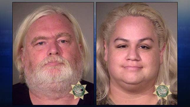 Robert Lee West, Sarabeth Rachel Long, jail booking photos