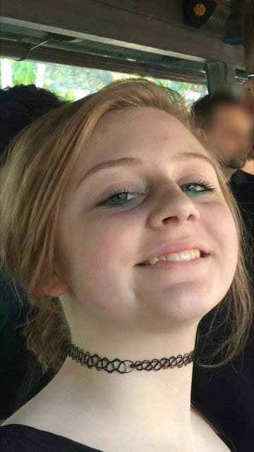 Kayla Lynn Donohue (Photo released by Vancouver PD)