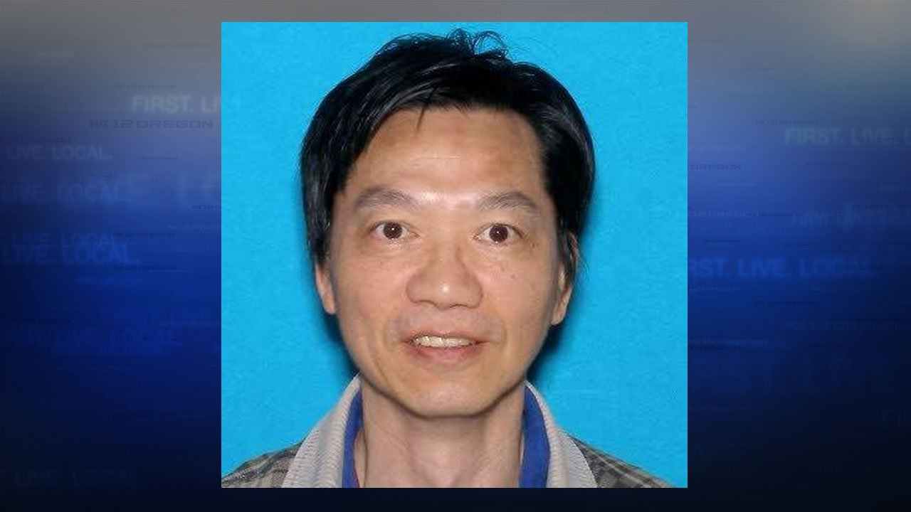 Washington Co. deputies are looking for Johnson Wang, 56, last seen near SW Walker Road and Canyon Road. (Washington Co. Sheriff's Office)