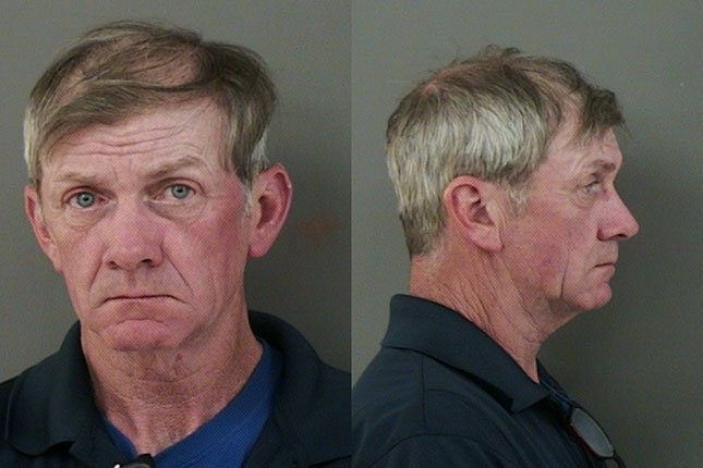 Terry Allen Pepiot, jail booking photo