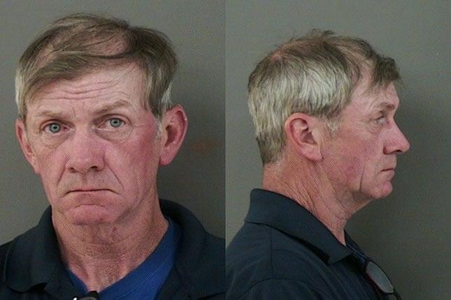 Terry Allen Pepiot, jail booking photo