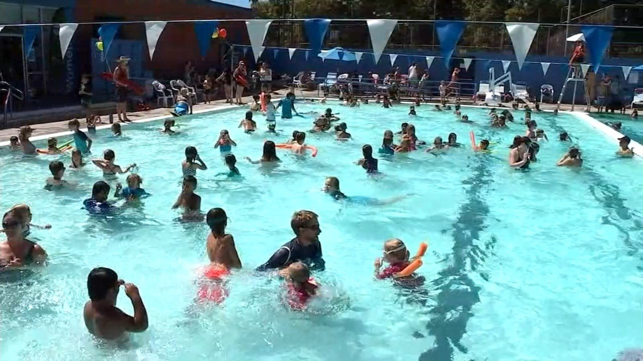 Grant Pool in northeast Portland (Source: KPTV)