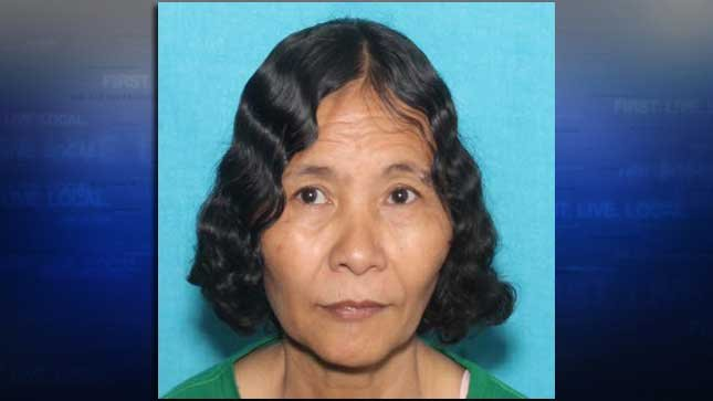 Victoria Dan (Photo released by Portland Police Bureau)