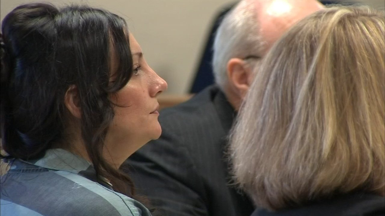 Jessica Smith in court last month. (KPTV file image)