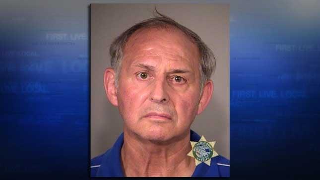 Donald Nicoli, jail booking photo (Multnomah County Jail)
