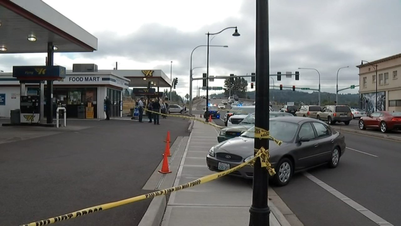 Inverstigators have identified the man killed by a Kelso police officer at a store Wednesday morning as Omer I. Ali, 27. (KPTV)