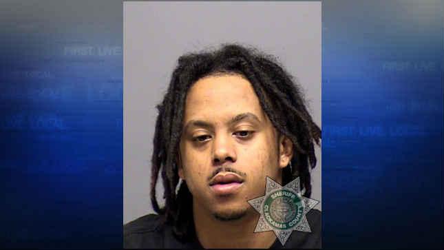 Javonni Matthew, jail booking photo (Photo: Clackamas County Sheriff's Office)