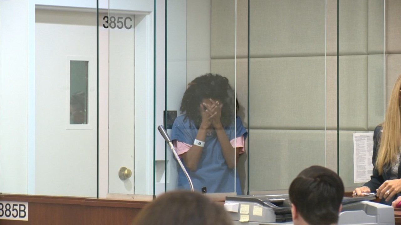 Abdulrahman Noorah in court Monday. (Source: KPTV)