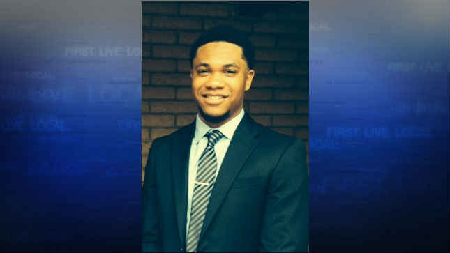 Shooting victim Kyle Polk (Courtesy: Portland Police Bureau)