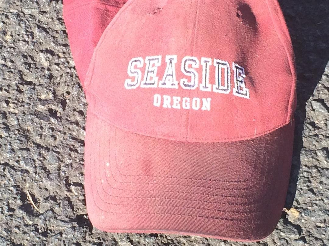 Victim's hat (Courtesy: Beaverton Police Department)