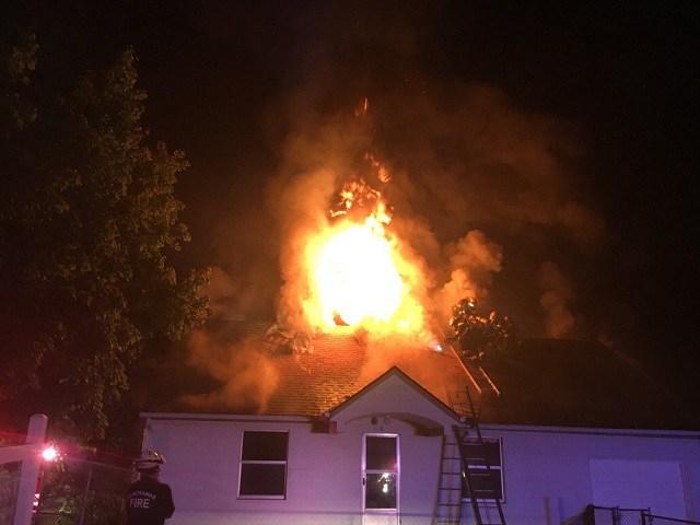 Courtesy: Gladstone Fire Department
