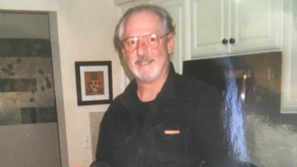 Damon Patrick Burton (Family photo)