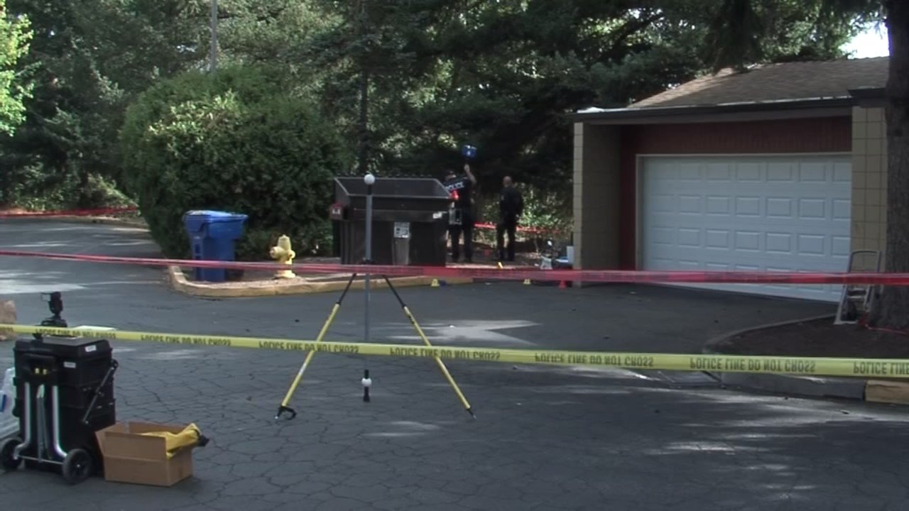 Scene of deadly shooting in Salem. (KPTV)