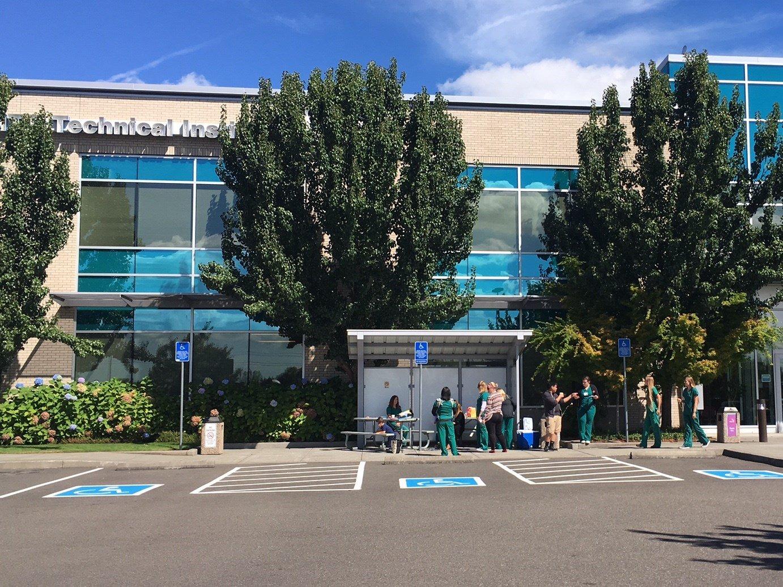 ITT Tech campus in Portland (KPTV)