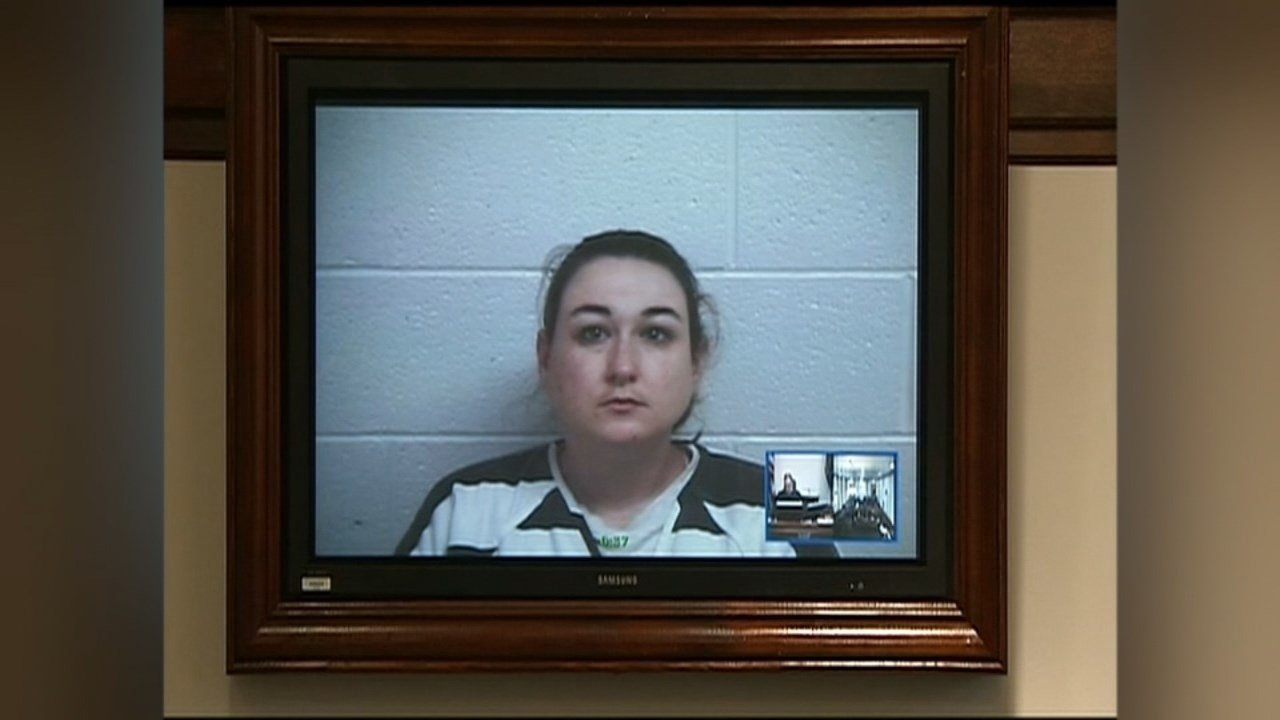 Brooklyn Shepard during previous court appearance (KPTV file image)