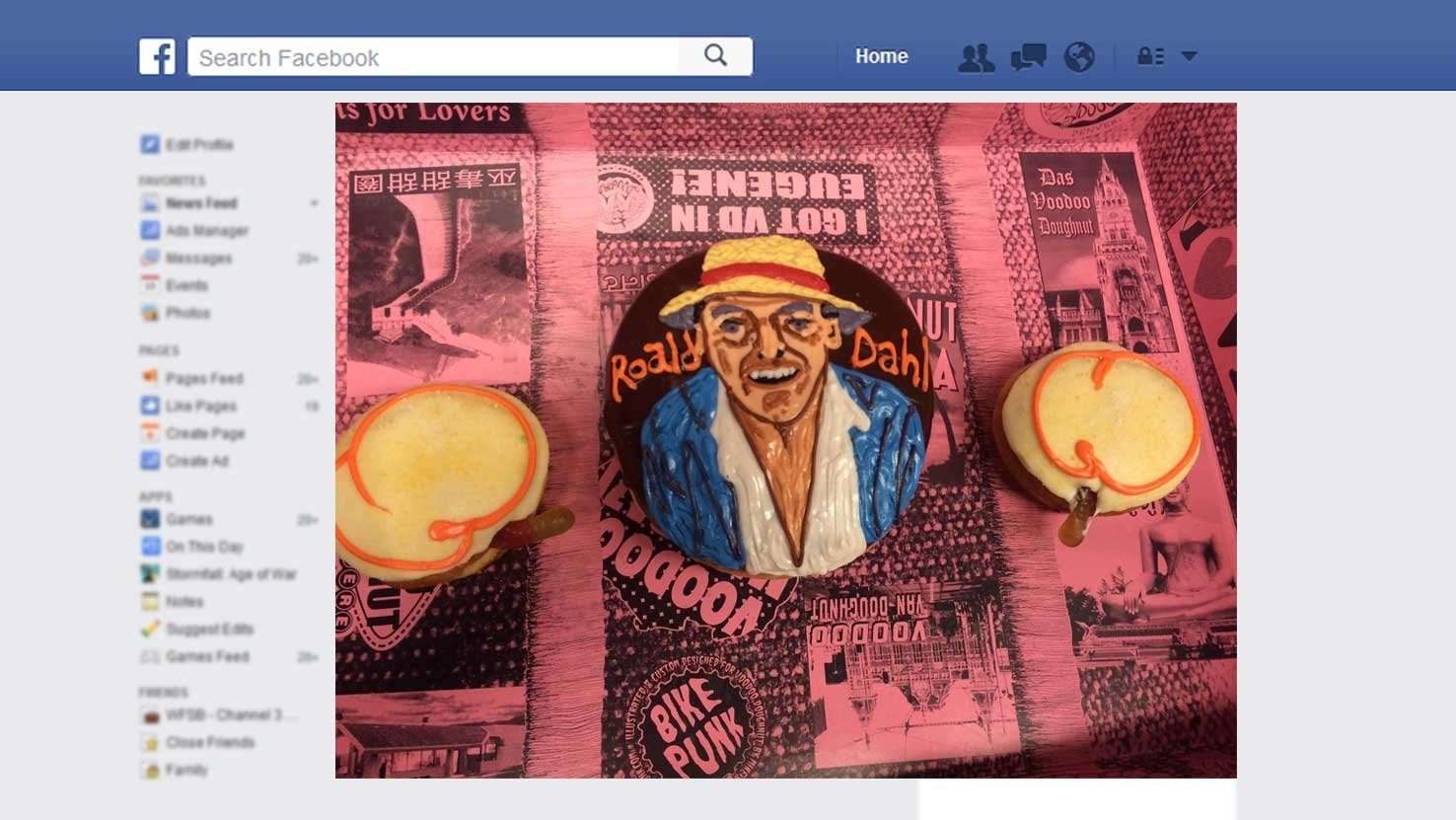 Photo: Voodoo Doughnut/Facebook