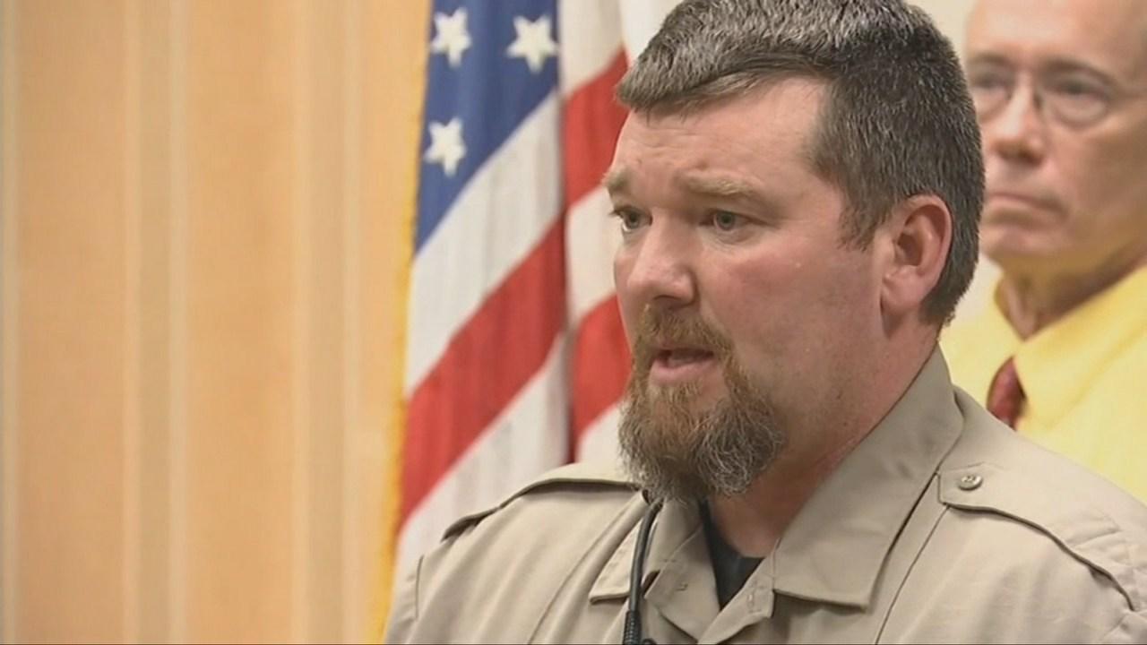 Harney Co. Sheriff Dave Ward, file (KPTV)