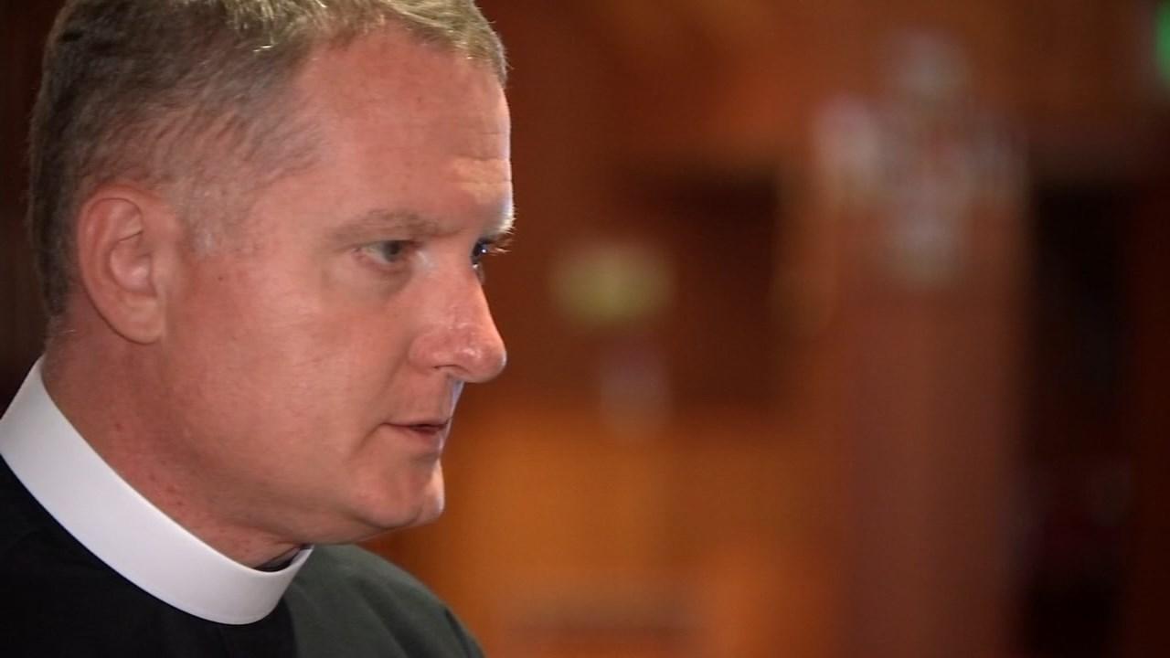 The Rev. Jeremy Lucas (KPTV file image)