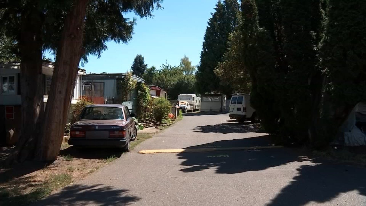 residents of ne portland mobile home park band together to buy t cleveland 19 news cleveland oh