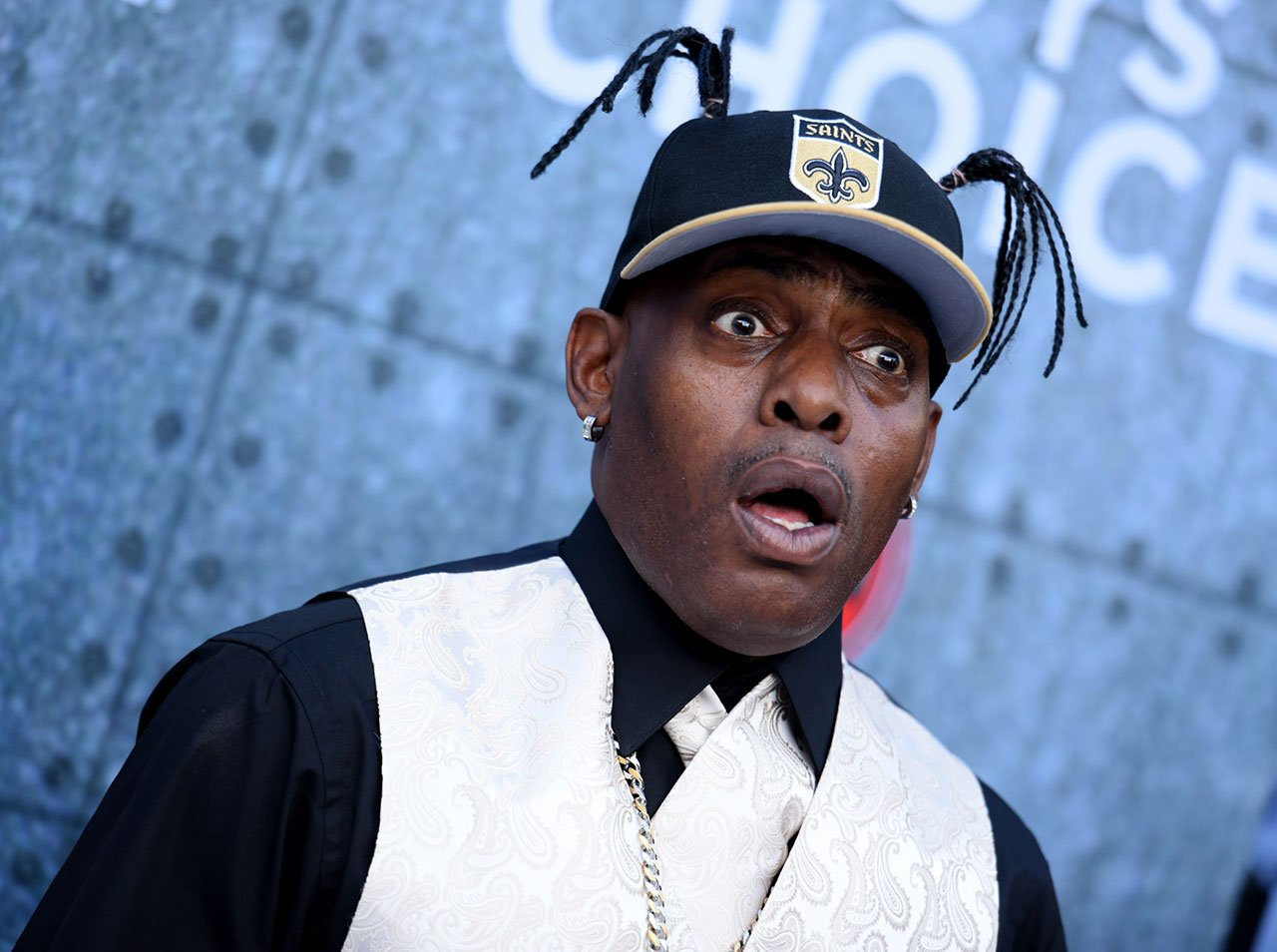 Coolio attends the 2015 Spike TV's Guys Choice Awards at Sony Studios in Culver City, Calif. (Photo by Richard Shotwell/Invision/AP, File)