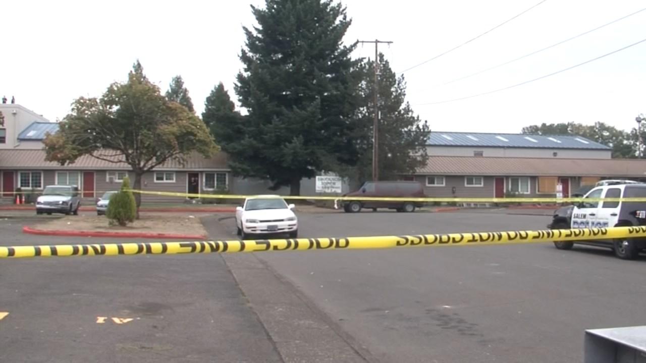 Homicide investigation in Salem. (KPTV)