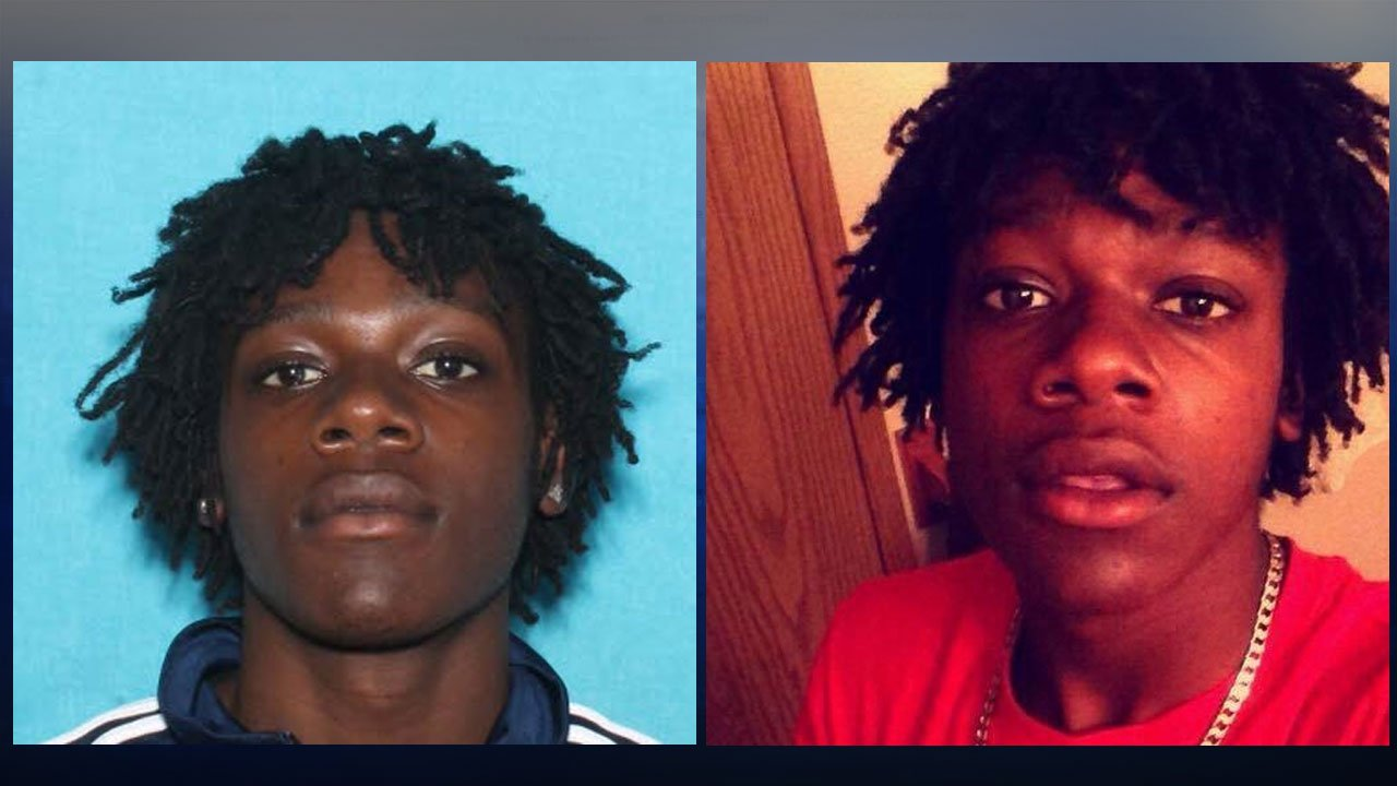 Marquis Taylor, 18, was shot and killed in north Portland in September. Investigators said they determined he was robbing the man who shot him. (Photos: Portland Police Bureau)