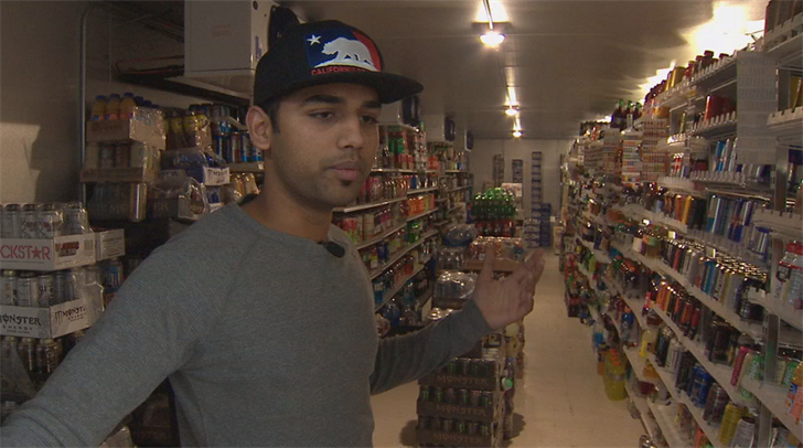 The clerk who was held up at gunpoint at Center Market in Jefferson (KPTV)